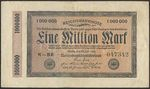 Nemecko republika 1918  1933 1 Milion Marek