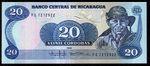 Nicaragua   20 Cordobas