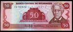 Nicaragua   50 Cordobas