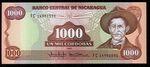 Nicaragua   1000 Cordobas