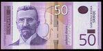 Srbsko  50 Dinaru