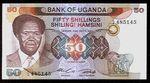 Uganda  50 Shillings