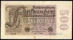 500 mil  Marek 1923