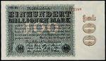 100 Mio Marek 1923