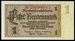 1 Rentenmarka 1937