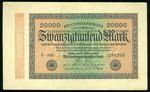 20000 Marek 1923
