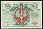 50 Marek 1917
