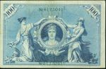 100 Marka 1908