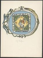 Ex libris Jarmila Machova