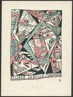Ex libris Jarmila Hrachova