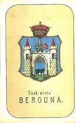 Znak mesta Berouna
