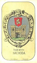 Znak mesta Nachoda