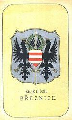 Znak mesta Breznice