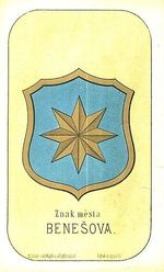 Znak mesta Benesova