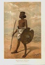 Nubischer Krieger