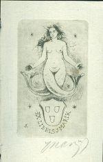 Ex libris J  Marik