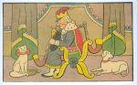 Kral hraje na dudy