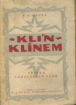 Klin klinem  Sbirka sokolskych uvah 192223