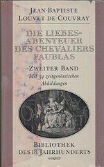 Die Liebesabenteuer des Chevaliers Faublas