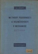 Methody podobnosti a rozmerovosti v mechanice