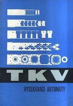 TKV vysekavaci automaty