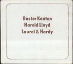 Dodnes rozesmavaji miliony Buster Keaton  Harold Lloyd  Laurel a Hardy