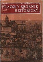 Prazsky sbornik historicky XVI