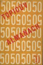 Topicuv almanach 1883  1933