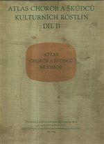 Atlas chorob a skudcu kulturnich rostlin II dil  choroby a skudci brambor