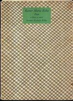 Pisen o lasce a smrti korneta Krystofa Rilka