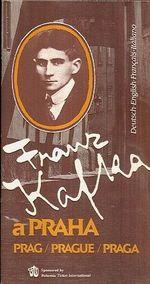 Franz Kafka a Praha  katalog k expozici