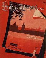 Praho  mesto snu  pisen z operety Panna pusy