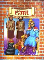 Ester  podle pribehu z Bible