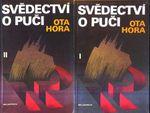 Svedectvi o puci  z boju proti komunizaci Ceskoslovenska I a II dil