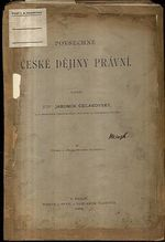 Povsechne ceske dejiny pravni torzo