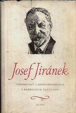 Josef Jiranek  Vzpominky a korespondence s Bedrichem Smetanou