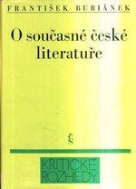 O soucasne ceske literature