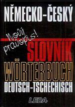 Nemecko  cesky slovnik  Worterbuch Deutsch  Tschechisch