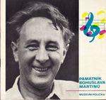 Pamatnik Bohuslava Martinu