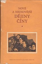 Nove a nejnovejsi dejiny Ciny