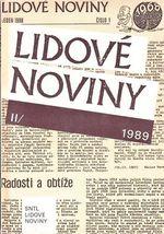 Lidove noviny III