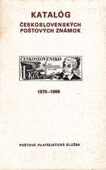 Katalog ceskoslovenskych postovnich znamok 1970  1989