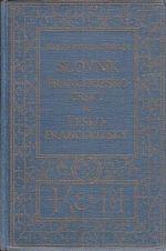 Slovnik francouzskocesky a ceskoslovensky
