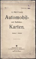 Automobil  Karten