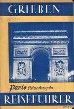 Paris  Klein Ausgabe