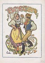 Beseda  cesky salonni tanec