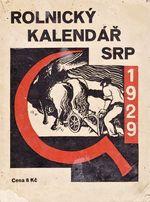 Rolnicky kalendar SRP 1929