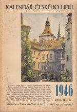 Kalendar ceskeho lidu 1946
