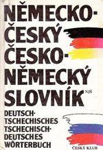 Nemeckocesky  ceskonemecky slovnik