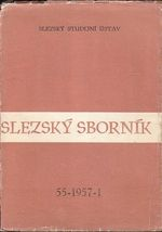 Slezsky sbornik 5519571